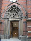 Swedish Churchs Door