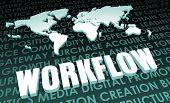 Workflow Industry Global Standard on 3D Map