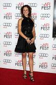 LOS ANGELES - NOV 12:  Lindsay McDonald at the