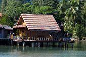 House, Thailand.