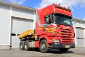 Scania R580 Tow Truck