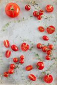 Cherry Tomato And Thyme