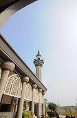 Minaret of Sultan Abdul Samad Mosque (KLIA Mosque)