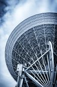 Radiotelescope Closeup