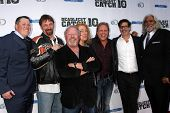 LOS ANGELES - APR 22:  Deadliest Catch Cast & Execs, Discoery Execs at the