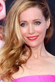 LOS ANGELES - APR 21:  Leslie Mann at the
