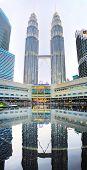 Petronas Twin Towers  , Kuala Lumpur