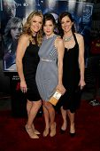 LOS ANGELES - APR 16:  Missi Pyle, sisters at the