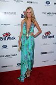 LOS ANGELES - APR 22:  Kimberley Garner at the 8th Annual BritWeek Launch Party at The British Resid