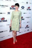LOS ANGELES - APR 22:  Victoria Summer at the 8th Annual BritWeek Launch Party at The British Reside