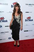 BODHILOS ANGELES - APR 22:  Justine Glenton at the 8th Annual BritWeek Launch Party at The British R