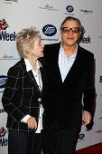 BODHILOS ANGELES - APR 22:  Patricia McCallum, Michael York at the 8th Annual BritWeek Launch Party