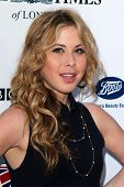 BODHILOS ANGELES - APR 22:  Tara Lipinski at the 8th Annual BritWeek Launch Party at The British Res