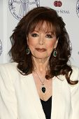 LOS ANGELES - APR 22:  Jackie Collins at the Women's Guild Cedars-Sinai Luncheon at Beverly Hills Ho