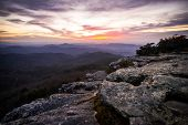 Linville Gorge Sunrise