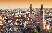 Verona in Italy, Europe