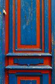 Blue And Red Door Tallinn