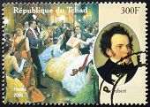 Schubert Stamp