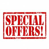 Special Offers-stamp