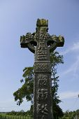 Detail On Ardboe High Cross