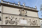 Bas-relief In Avignon