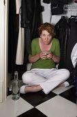Ashamed Closet Drinker