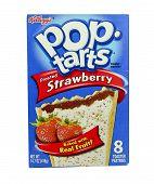 Box Of Strawberry Pop Tarts