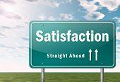 Highway Signpost Satisfaction
