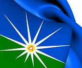 Flag Of Uberlandia