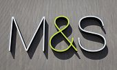 Marks and Spencer logotype