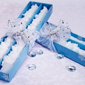 Gift Boxes With Candles