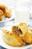 Pastry Stuffed Meat