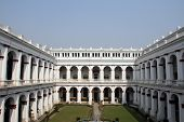 KOLKATA,INDIA - NOV 24: The Indian Museum of Kolkata, India, on Nov 24, 2012. This was founded in 18