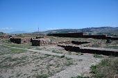 Erebuni Ruions View In Armenia