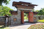 The Design Of Bhutan Gateway