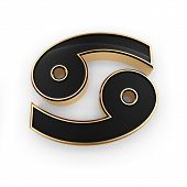 Cancer Zodiac Symbol Icon