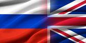 Great Britan And Russia.