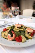 Seafood Salad With Avocado