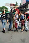 Punk fashion