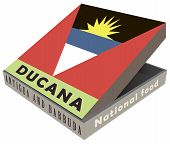 Ducana - National Food Of Sweet Potatoes