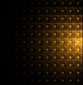 Golden Modular Pattern