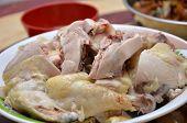 Chinese Style Steam Chicken