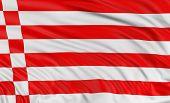 3D Bremen Flag