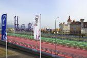 Sochi Park - theme park and Bogatyr Hotel