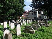 El cementerio de Remuh en Cracovia