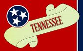 Tennessee Scroll