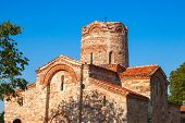 Church Of St. John The Baptist In Old Nessebar, Bulgaria