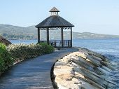 Lookout on Montego Bay, Jamaica