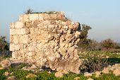 Historical Ruins In Israel
