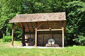 Sibiu Ethno Museum Stone Mill